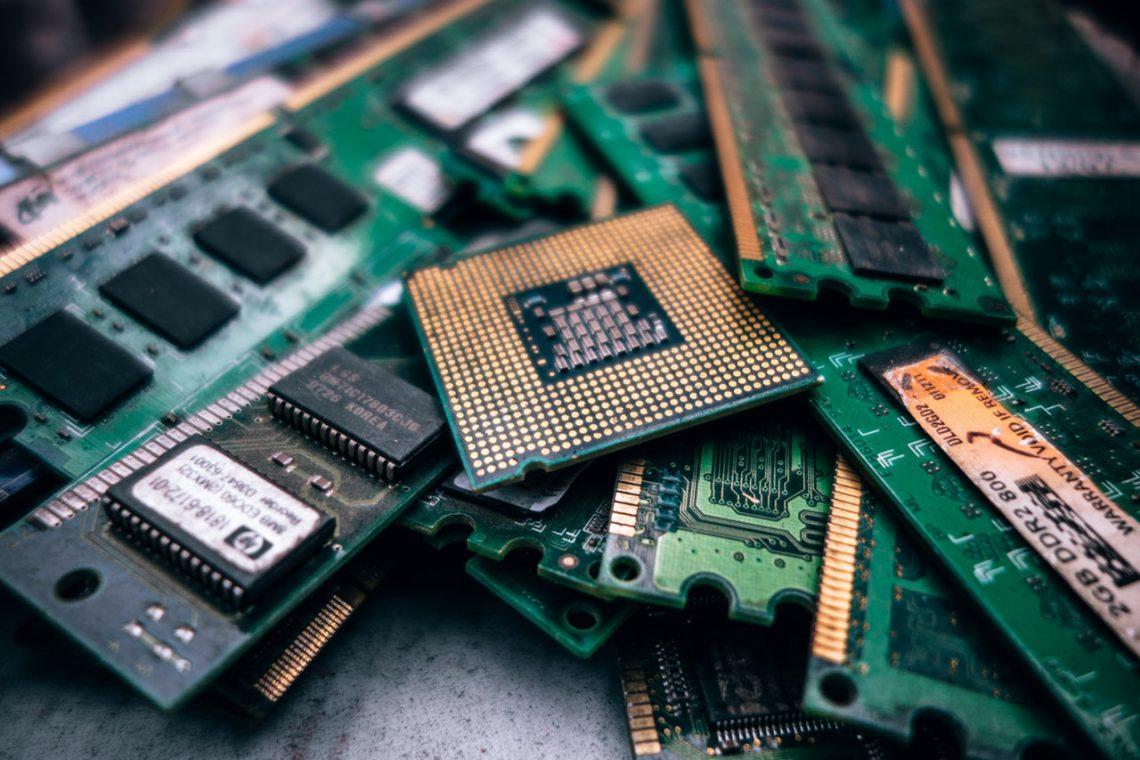 computer onderdelen