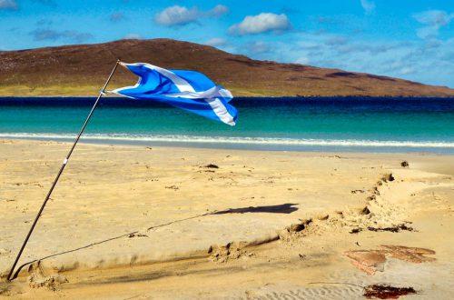 beach vlag